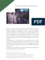 Laboratorio de Aplicaciones Tecnológicas e Industriales del Láser