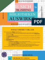 _Wie sich E-Publishing auf Bibliotheken auswirkt
