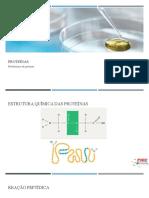 App Proteínas Bioquímica