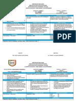 Planeaciones Primaria - Primer Semana de Diagnóstico