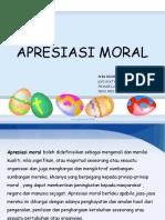 APRESIASI MORAL