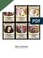 Lords of Waterdeep Cartas Dos Lordes Da Expansao 29105