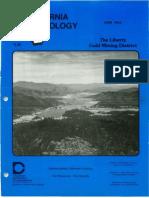 California Geology Magazine June 1990