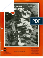 California Geology Magazine October 1990