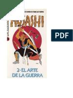 Eiji Yoshikawa Musashi II El Arte de La Guerra