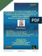 Manual Creador de Cursos en EducArt.org - Diseño de material didáctico virtual-