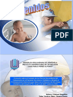 """Protocolo sobre el Cuidado de los Efectos Secundarios del Tratamiento en el Paciente Oncológico Pediátrico, dirigido al Profesional de Enfermería que labora en el Servicio de Oncología Pediátrica del Hospital """"Dr. Angel Larralde"""""""