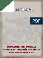 63 Blood Bowl Le Jeu de Football Fantastique Regle