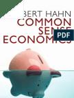 common_sense_economics_hahn