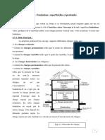 CHP III Fondations Superficielles Et Profondes