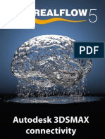Realflow-Autodesk 3dstudio Max Connectivity