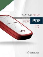 Telecomando Why Evo New Istruzioni Duplicazione Rev. 15 2020 It 1