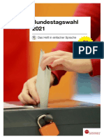 9540 Bundestagswahl2021 Das Heft