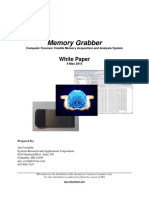 'Memory Grabber' Forensics Tool (SRA Int'l)