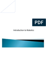 Robotics introduction-Chapter 1