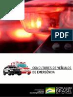 Curso Condutores de Veiculos de Emergencia