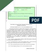 Instrução Normativa 22 Rotulagem Produtos Animais
