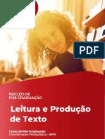 Leitura e Produção de Texto Diagramada