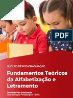Fundamentos Teóricos Da Alfabetização e Letramento FABRAS (1)
