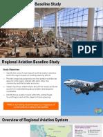 PSRC - Regional Aviation Baseline Study Final Report Presentation
