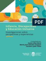 Ferzaghi, María A. (2013) Infancia y discapacidad