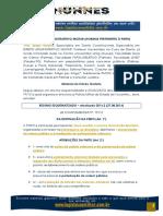 LEI COMPLEMENTAR N° 79-2012 ESQUEMATIZADA