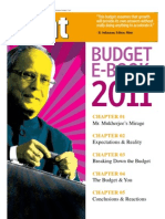 Budget 2011 ebook