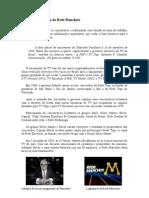 Nasce uma nova emissora no Brasil - A historia da rede Manchete