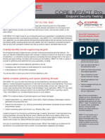 CORE IMPACT Pro Endpoint Testing