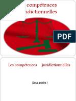 4 Les Competences Juridictionnelles (1)