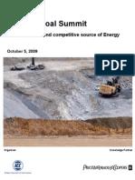 India coal summit