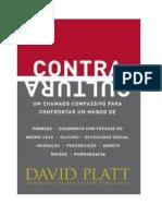 Contra Cultura - David Platt