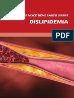Cartilha Dislipidemia