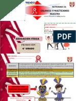 EDUC. FISICA 6  GRADO-SEM 15