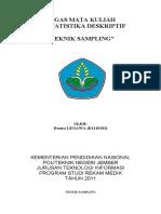 dESma Biostatistik