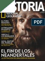 Historia National Geographic España - Octubre 2021