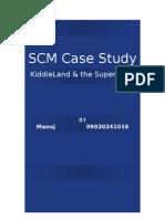 SCM KiddieLand Case Study Solution