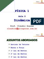 Aula 2 - Dinamica