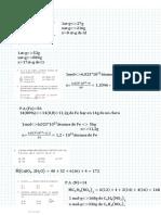 Unidades Químicas de Masa -Desarrollo de La Clase 21-09-2021