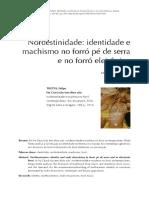 Verunschk, M_Nordestinidade_identidade e machismo_forró