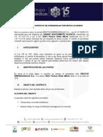 CC. 1035880418 Yeisy Paola Vega Mejia carta Reditos terminacion mutuo acuerdo (1)