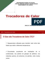 Aula5TrocadoresdeCalor