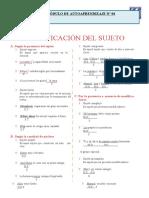 Clasificación-del-Sujeto-Para-Primer-Grado-de-Secundaria