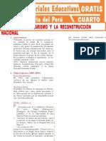 El-Segundo-Militarismo-y-la-Reconstrucción-Nacional-para-Cuarto-Grado-de-Secundaria