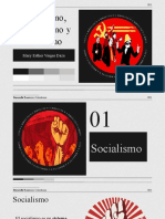 Comunismo, Socialismo y Fascismo