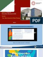 SESIÓN 2- P´ractica Administrativa EXCEFOPTMary Panta Proyecto Educativo Nacional 2036 PEN (1)