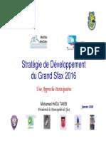 8.Stratégie de Dévéloppement Du Strategie Developement Durable Grand Sfax 2016- Mr. Mohamed Hadj Taïeb