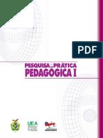 UEA-PROFORMAR. Pesquisa e Prática Pedagógica I