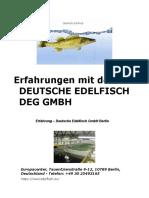 Erfahrung Deutsche Edelfisch GmbH Berlin