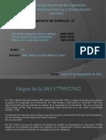 ISO 1779927002 Auditoria de la Seguridad